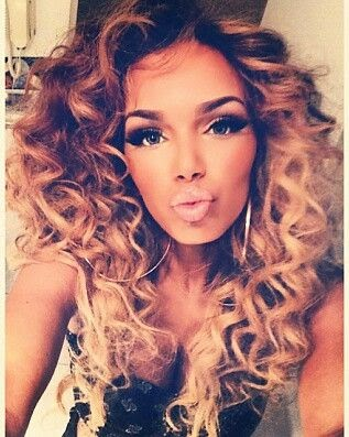 Phenomenal Hairstyles And Women Attire Sometimes I Wish I Had Big Curly Hairstyles For Men Maxibearus