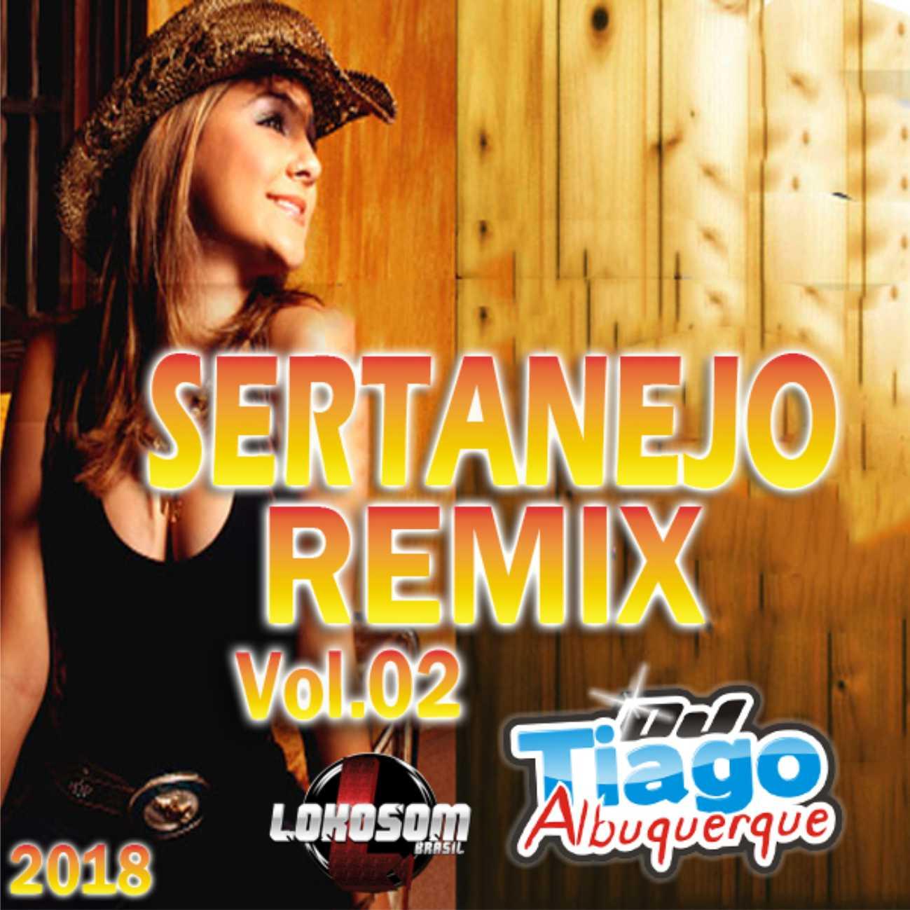 dj tiago albuquerque sertanejo remix vol.04 2012