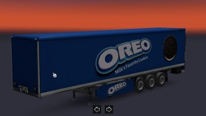 Oreo Standalone Trailer