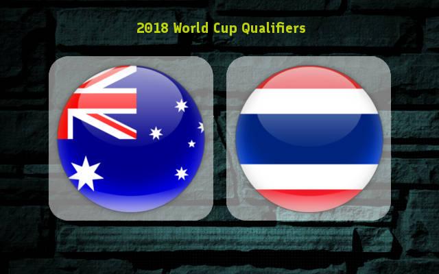 Australia vs Thailand Full Match & Highlights 05 September 2017