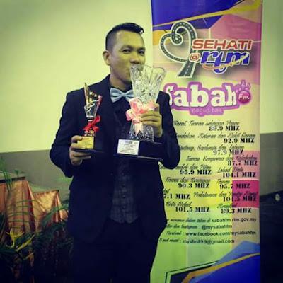 Pemenang Anugerah Lagu Paling Manang SabahFM 2016: Larry Boyy