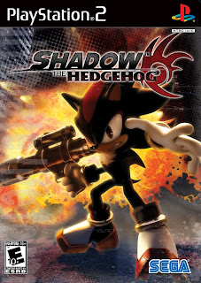 Shadow the Hedgehog (PS2) 2005