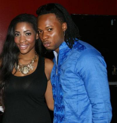 Naija Entertainment: Flavour N'Abania engaged to US singer