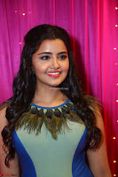 Anupama Paramesvaran in beautiful Sleeveless Gown at Zee Telugu Apsara Awards 2017 07.JPG