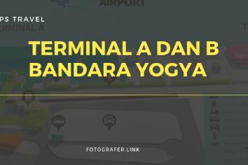 Mengenal Terminal A dan B Bandara Adi Sutjipto Yogyakarta