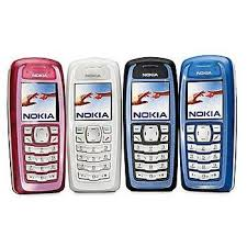 spesifikasi Nokia 3100