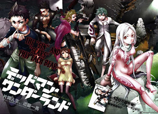 Deadman Wonderland BD (BATCH) Subtitle Indonesia + OVA