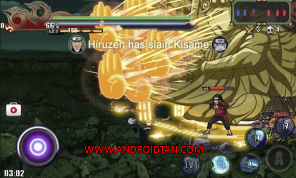 Download Naruto Senki Mod Unprotect Apk (Ori v1.17) Full Version Android Terbaru 2019