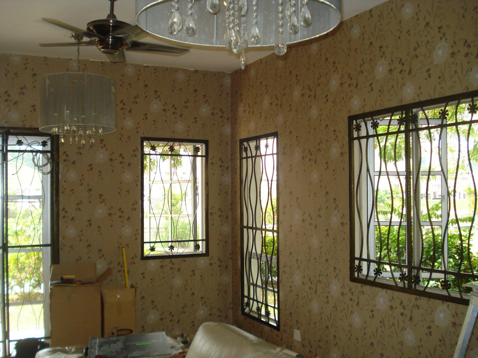 Rumah baru suasana pun baru wallpaper baru  BAITI