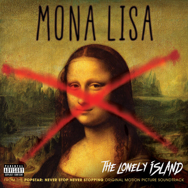 The Lonely Island - Mona Lisa - Single Cover