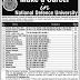National Defence University (NDU) Islamabad Jobs