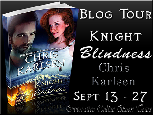 #Review - Knight Blindness by @chriskarlsen1