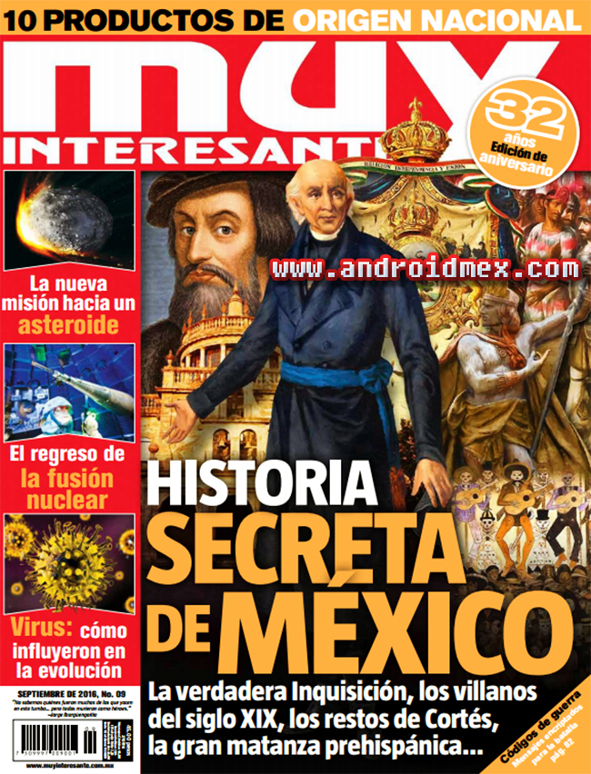 Muy Interesante México - Septiembre 2016
