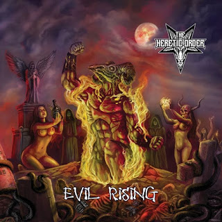 "Το video των The Heretic Order για το ""The Forest Of The Impaled"" από το album ""Evil Rising"""