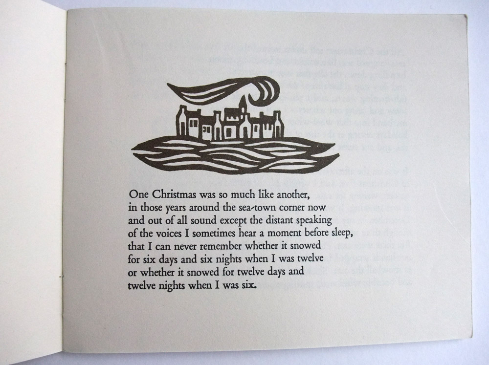 A Childs Christmas In Wales.Websit A Child S Christmas In Wales 1954
