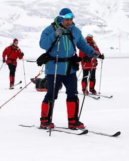 #KE7B: Sejuk Melampau, Qobin Hadapi Sedikit Kesukaran Misi Kutub Selatan
