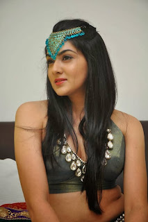 Actress Sakshi Choudhary Pictures at Potugadu Telugu Movie Audio Launch 0003