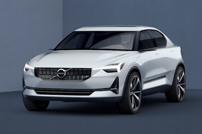 Volvo Concept 40.2 (2016) Front Side