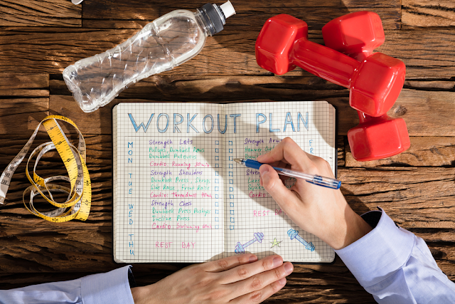 A 7-Day Workout And Fitness Plan For All