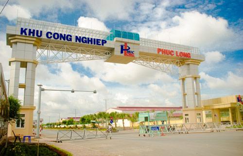 KCN Phúc Long gần dự án Long Phú Villa