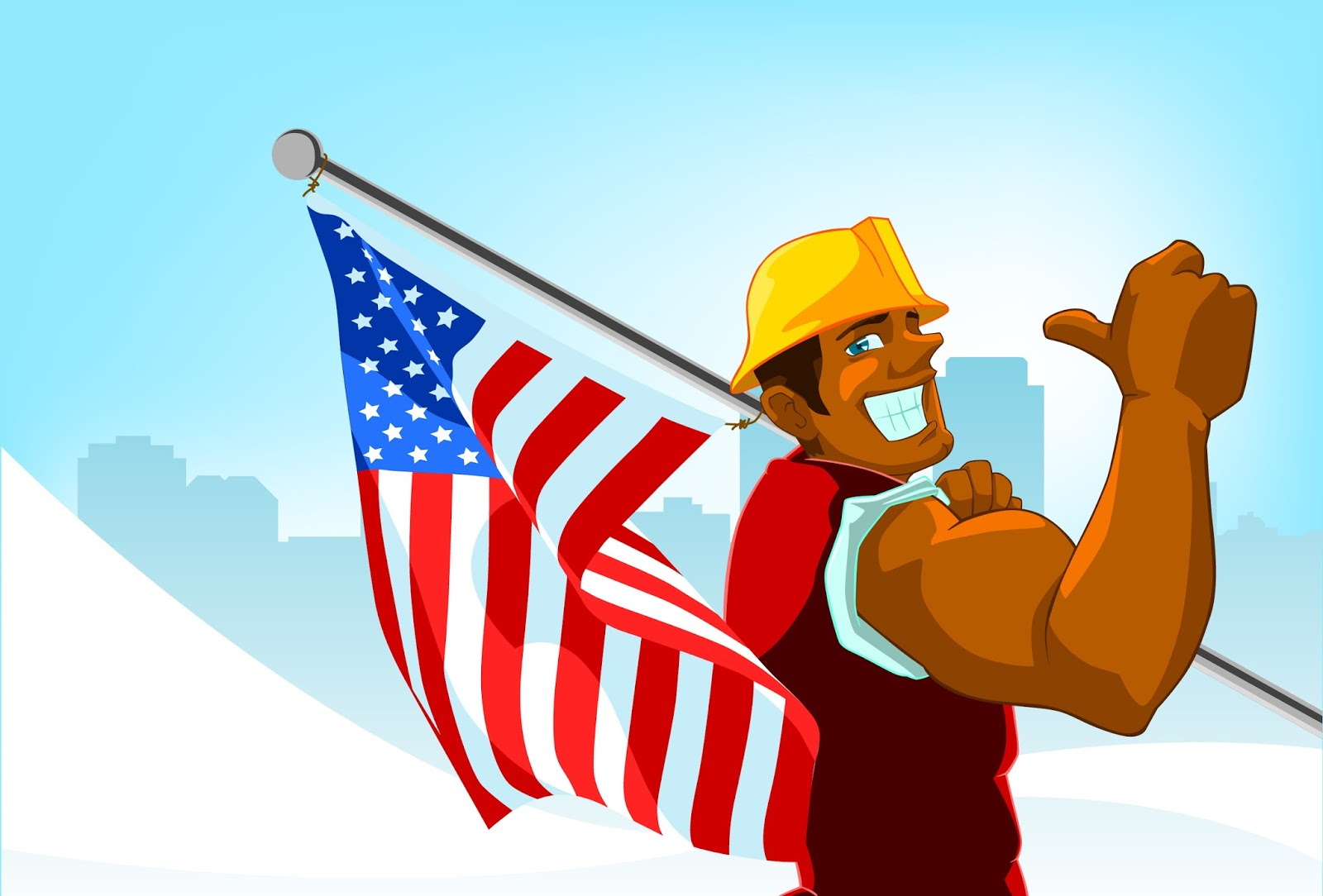 Labor Day in the United States of America is a public holiday celebrated on the first Monday in September It honors the American labor movement and the contributions