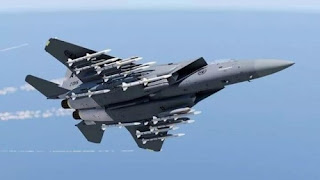 F-15X Advanced Eagle