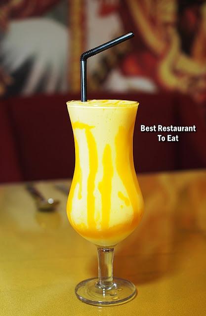 Royal Darbar Mango Lassi