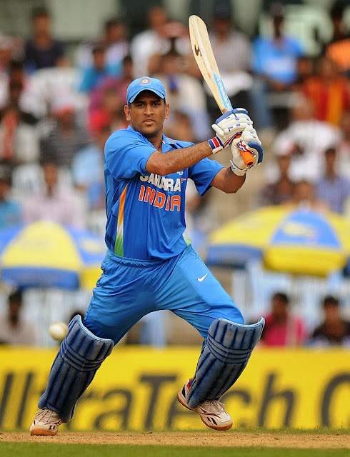 Mahendra singh dhoni fastest century