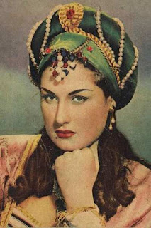 ليلى فوزي (Laila Fawzy)، ممثلة مصرية راحلة
