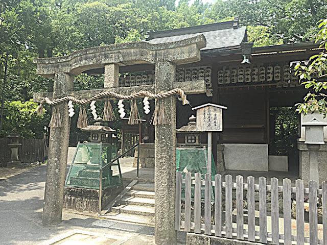 京都御苑 厳島神社