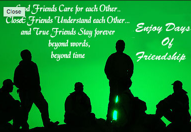 Friendship Day One Line Quotes