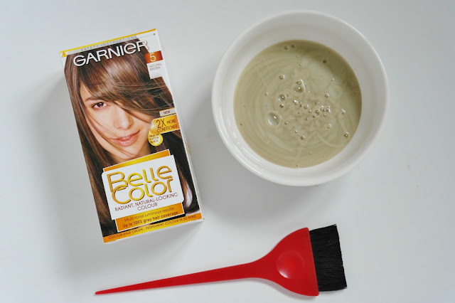 GARNIER hair colour 5