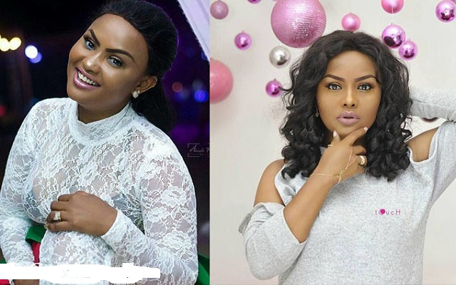 Actress Vicky Zugah has hit back at TV and radio host Delay