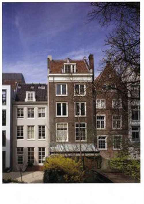 Tourist Information Of Netherlands | Anne Frank House in ...