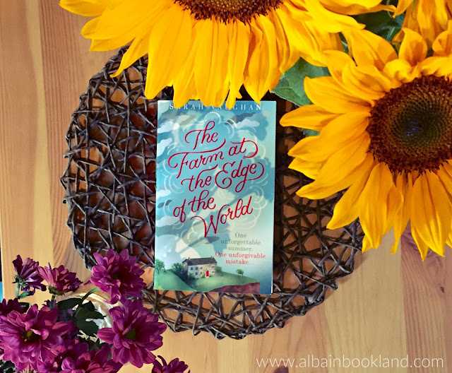 Book Review: The Farm at the Edge of the World by Sarah Vaughan