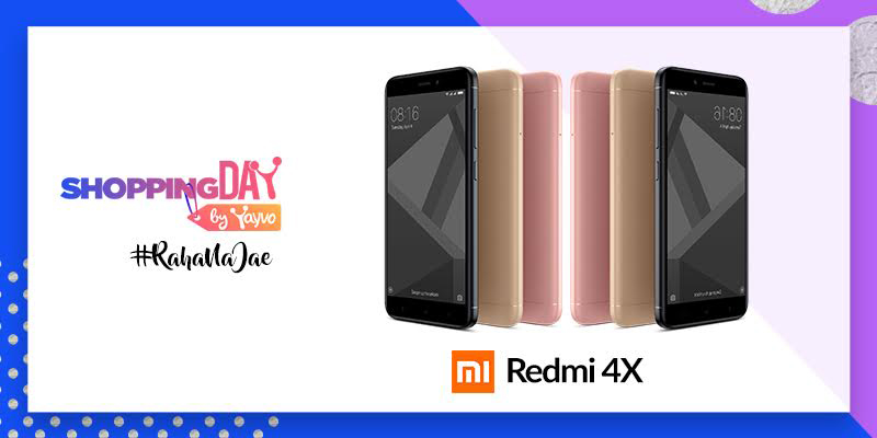 Xiaomi Redmi 4X Launch on 19th May