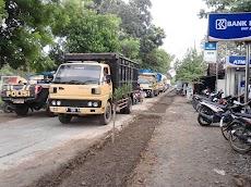 Penyebab Macetnya Jalan Jaken-Jakenan (Ngulaan) Kecamatan Jaken Kabupaten Pati