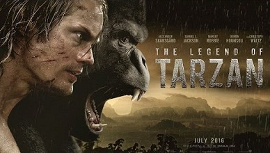 The Legend of Tarzan Movie Online