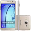 Samsung Galaxy On7, Ponsel Lollipop Berdesain Elegan Plus Multimedia Jempolan