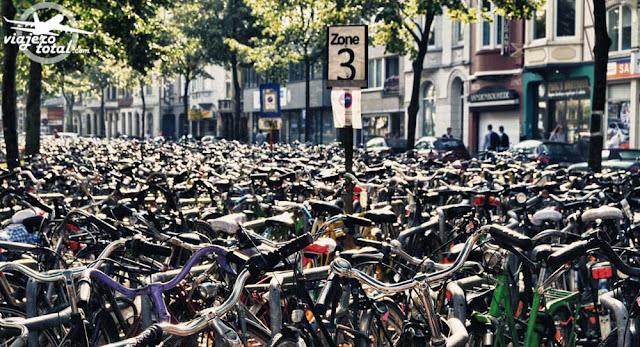Gante - Ghent - Gent - Bélgica - Belgium - Bicicletas
