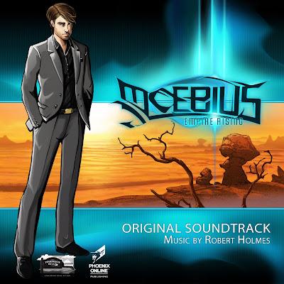 Cover art for Moebius: Empire Rising Original Soundtrack