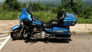 Harley Davidson VIN stickers