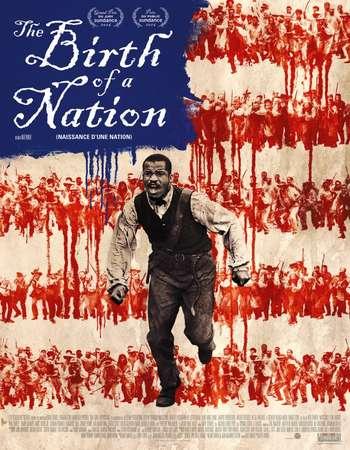 The Birth of a Nation 2016 Dual Audio 720p BRRip 700mb HEVC ESub
