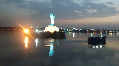 Hussainsagar, Hyderabad