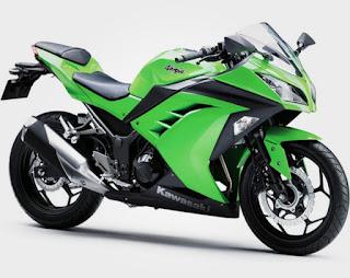 Motor Kawasaki Ninja