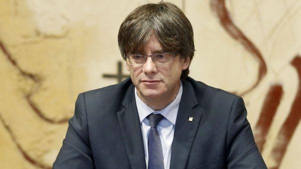Puigdemont comparecerá el lunes ante justicia alemana
