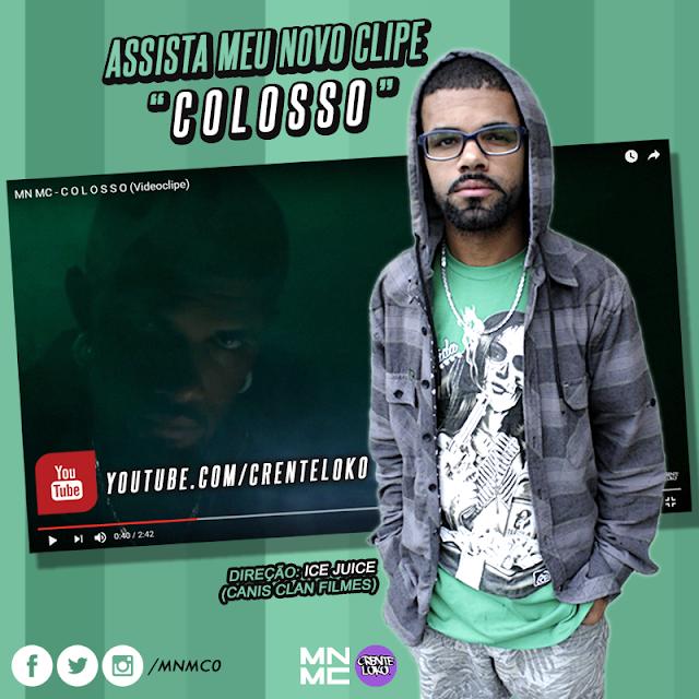 """MN MC LANÇA CLIPE DO TRAP """"COLOSSO"""""""