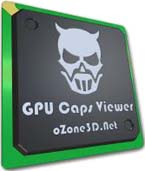 GPU Caps Viewer logo, icon, review and free download