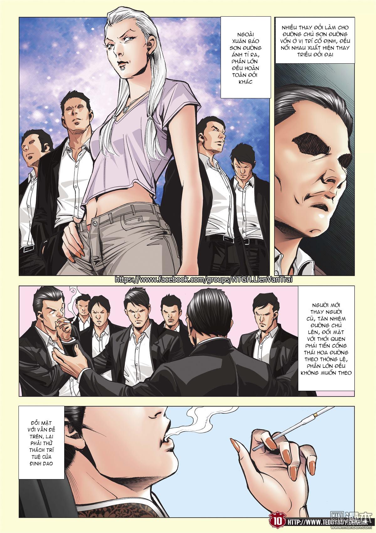 Người Trong Giang Hồ chapter 2059: gà rừng và đinh dao trang 7