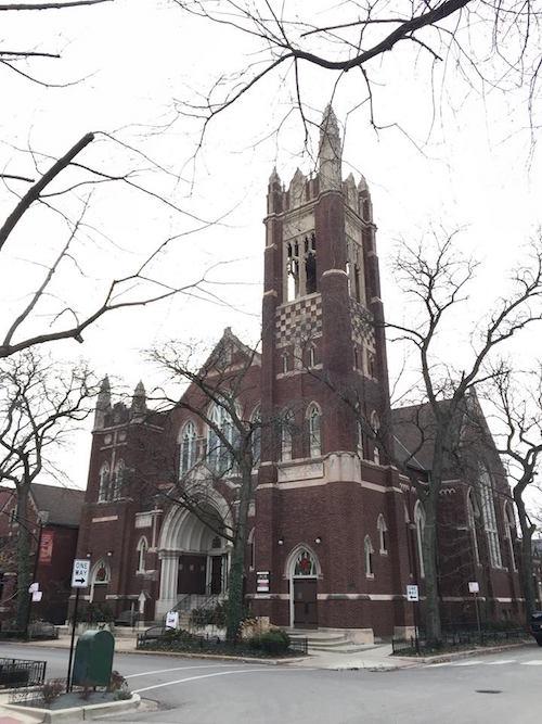 Evangelische Kirche Chicago